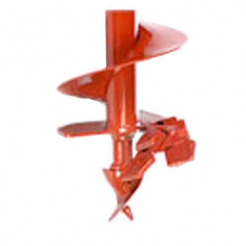 """4.5"""" Diameter Auger for M240H One Man Hole Digger by General Equipment"""