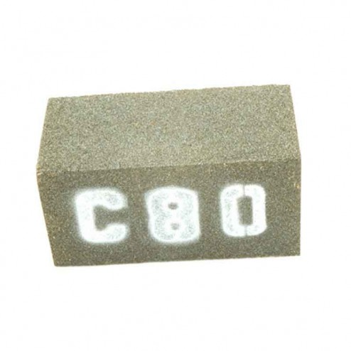 Pack of 3 Fine Grade C80 Grinding Stones for SG24 Grinder by General Equipment
