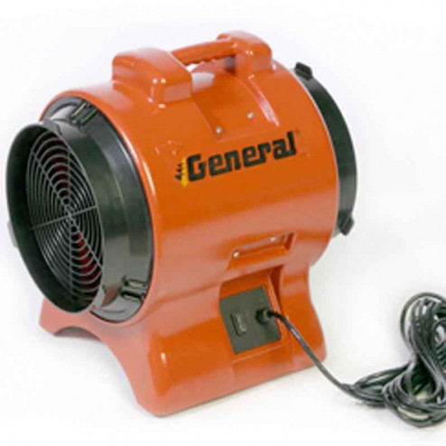 General Equipment EP8ACP Air Ventilation Blower