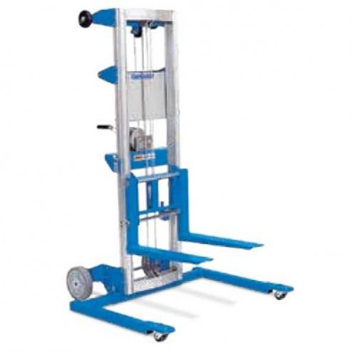 Genie GL-4 Straddle Base 5ft Material Lift