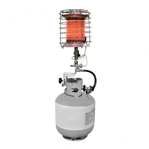 Dyna-Glo Gas Radiant Tank Top  Heater TT360GP