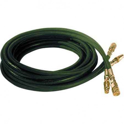 "RGC 1/2"" x 50' Pair Extension Hoses with Flush-Face Fittings"