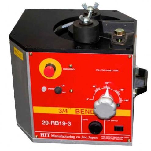 """HIT Tools 3/4"""" Electric Rebar Bender 29-RB19N"""