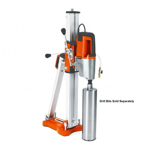 Husqvarna DMS340LS Core Drill Rig with Anchor Base-967208601