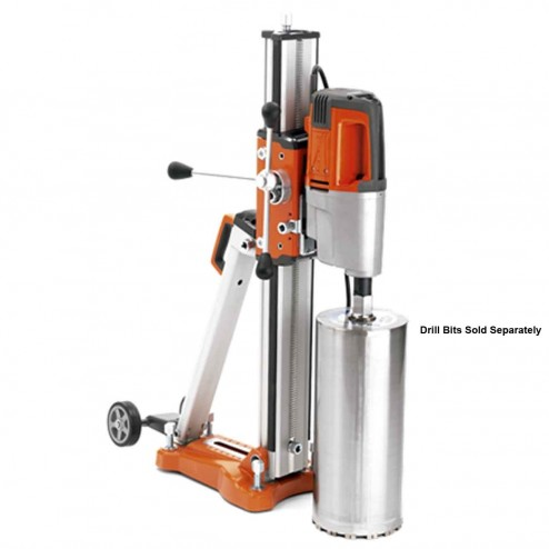 Husqvarna DMS280LS Core Drill Rig with Anchor Base-966720104