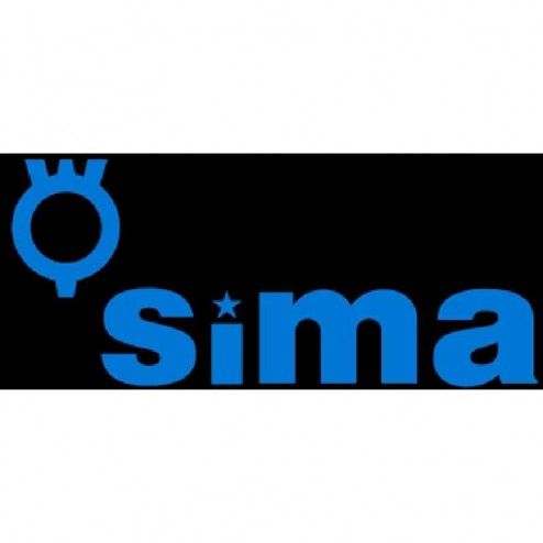 "Sima R-1207011 11.8"" Bending Mandrel for Models DEL-32 and COMBI-25/32"