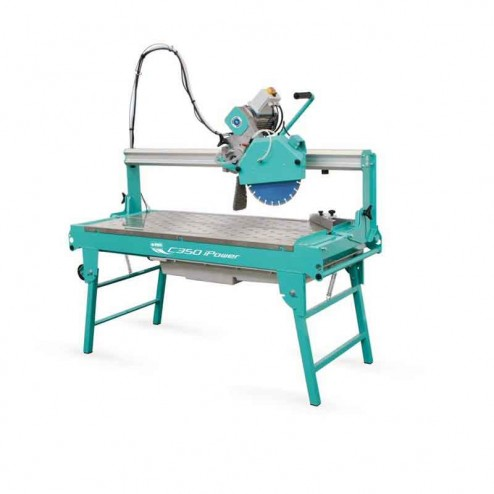 """IMER Combicut 350 iPower 14"""" 4HP Stone and Paver Saw"""