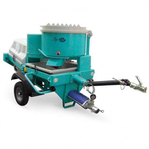 IMER Step Up 120 Series Grout Pump System