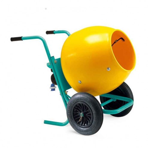 Imer Wheelman Series Steel Drum Series Concrete Mixer