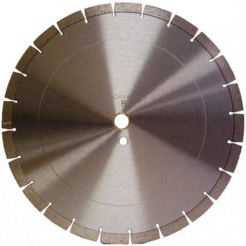 "IMER General Purpose Series 10"" Wet and Dry Cut Diamond Blade"