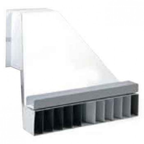 LB White 09389 Unit Diffuser for OLDER 2007 Series Premier 80 - WILL NOT FIT ON NEW TENT HEATER MODELS