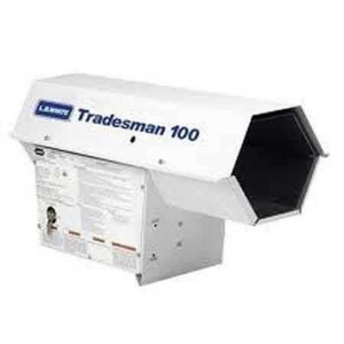 LB White Tradesman 125 Propane Forced Air Heater 70,000-125,000 BTU