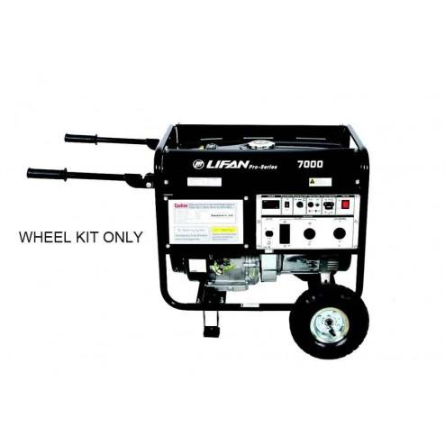 Lifan Pro Series 8500 watt Pro-Series Electric start wheel kit LF8500IE-WK
