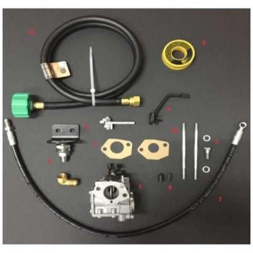 Lifan Top Mount Air Filter LPG Conversion Kit