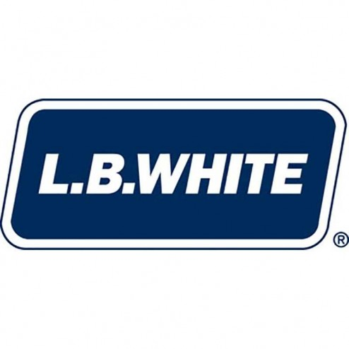 "LB White 30902 16"" Adapter"