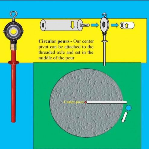 Lura Grain Bin Center Pivot LEGBB1