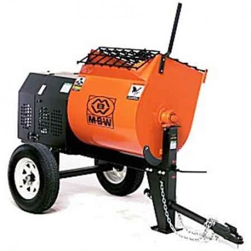 MBW 12 Cu/Ft MM120 Gas Mortar Mixer
