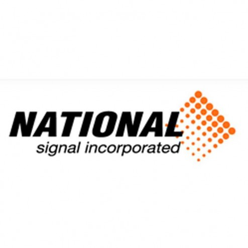 National Signal Tail Light Kit 7 Pin Round