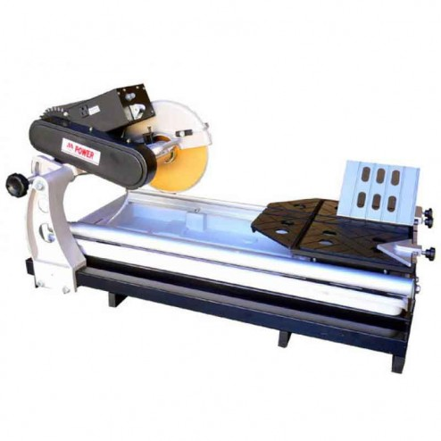 """24"""" Granite and Marble Tile Saw with 10"""" Blade and Water Pump-0154"""