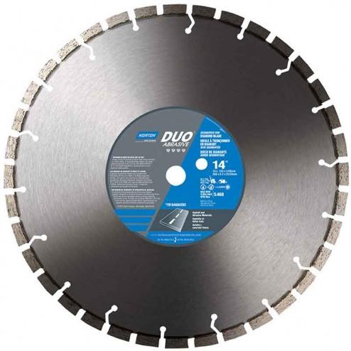 "Norton Products 12"" Premium Wet Dry General Purpose Saw Blade-70184683611"