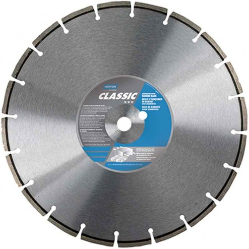 "Norton Products 24"" Charger Brick and Block  Saw Blade- 70184694057"