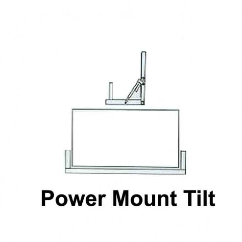 Trafcon Industries MB5 Power Tilt Mount w/2 linear actuators
