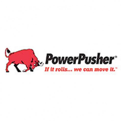 Side Mounted Extra Battery for Power Pusher E-750 Electric Wheelbarrow by NuStar