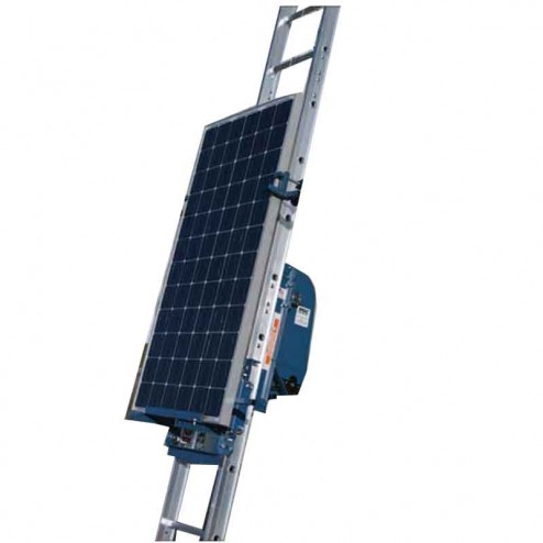 RGC Solar Panel Platform Carrier Attachment