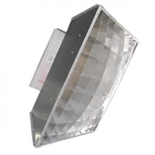 Schaefer Ventilation Hot Zone HIgh Intensity Circular Propane Heater 70K BTU HZN70120C