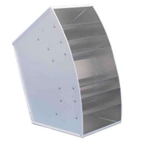 Schaefer Ventilation Hot Zone HIgh Intensity LinearGas Heater 70K BTU HZN70120L