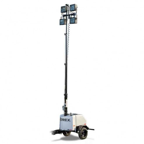 Vertical 23.5ft 6kW Light Tower by Genie Terex RL4