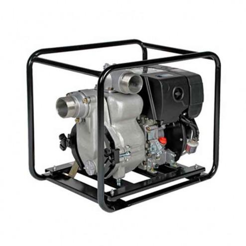 Tsurumi Engine Driven Trash Pump EPT2-100RDB