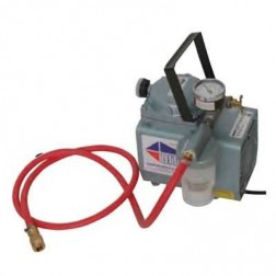 Diteq 150004 Standard Gast Vacuum Pump Assembly