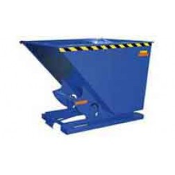Vestil PolyOnSteel Casters for Self-Dumping Hoppers(special)