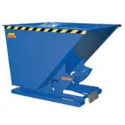 Vestil D-100-HD Self-Dumping Hopper