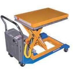 Vestil CART-24-15 DC Powered Scissor Cart