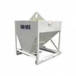 1/2 yd. Bond Beam Steel Concrete Bucket 4814 by Gar-Bro