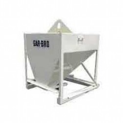 2 yd. Bond Beam Steel Concrete Bucket 4860 by Gar-Bro
