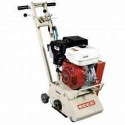 "8"" Gas 9HP CPM-8 Concrete Scarifier by EDCO"