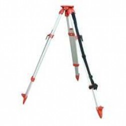 Agatec 1-16198 Flat Head Aluminum Value Series Tripod