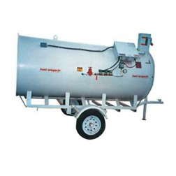 Heat Wagon 4220 7000K BTU LP/NG Direct Fired Heater