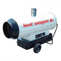 Heat Wagon HVF310 300k BTU Oil Indirect Fired Heater