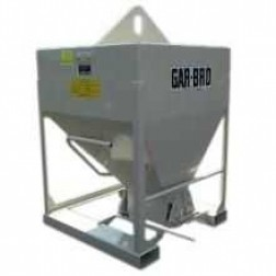 3 yd. Concrete Combo Bucket 4983 by Gar-Bro