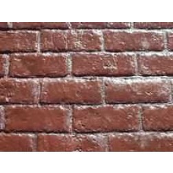 "RR105-12 Rock N Roller 12"" Wide Brick Concrete Stamp"