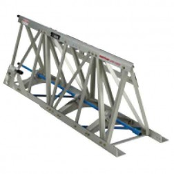 5' Air Power Steel Truss Vibratory Screed Sub-Section Allen-SSA12-50