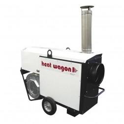 Heat Wagon VF400 400k BTU Oil Indirect Fired Heater