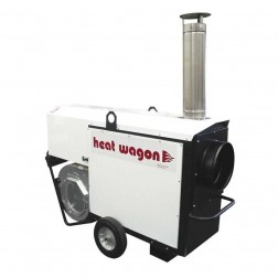 Heat Wagon VG400 400k BTU LP/NG Indirect Fired Heater