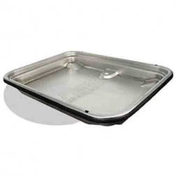 Pearl V35012SSXL Stainless Steel Tub-XL