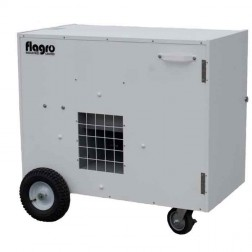 Flagro THC-355DF Flagro Tent Dual Fuel Gas Heater w/THCP-325-5A Regulator