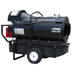 Flagro FVO-400 Indirect Fired Oil Heater